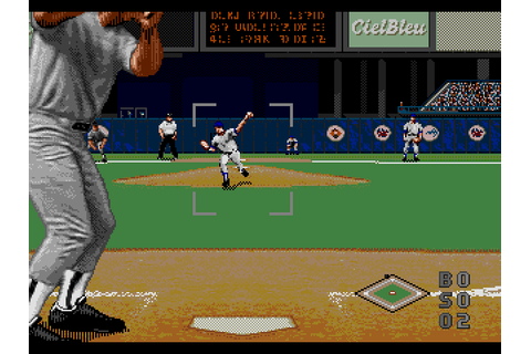 World Series Baseball '96 (USA) ROM