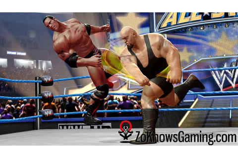 WWE | SMACK DOWN | RAW: WWE NEW GAMES