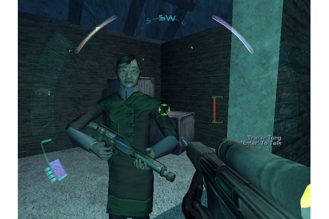 Deus Ex: Invisible War Screenshots for Windows - MobyGames