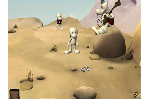 Bone: Out from Boneville (Windows) - My Abandonware