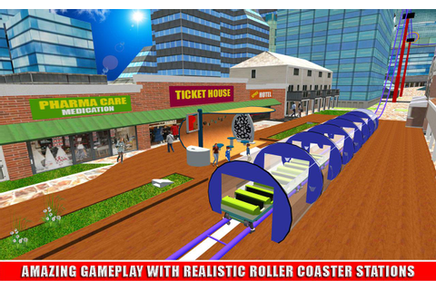 Amazing Roller Coaster HD 2017 - Android Apps on Google Play