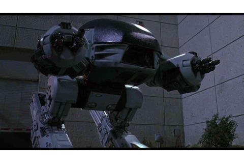 Cody's Film, TV, and Video Game Blog: Franchises: RoboCop ...