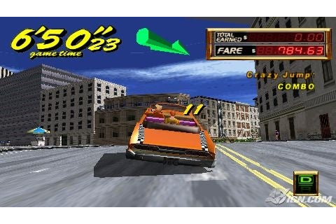 Crazy Taxi: Fare Wars First Look - IGN