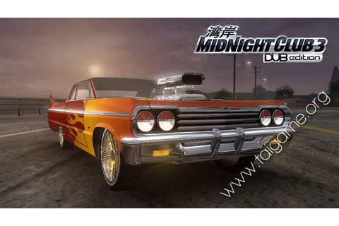 Midnight Club 3 - DUB Edition - Tai game | Download game ...