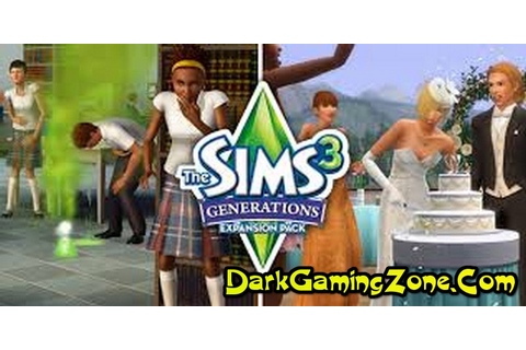 The Sims 3 Generation Game - Free Download Full Version For PC