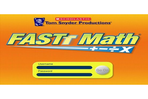 Fastt Math | Instructional Technology | Instructional ...