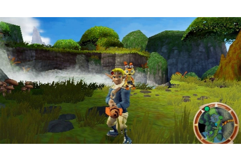 Jak and Daxter: The Lost Frontier is one PSP game not ...