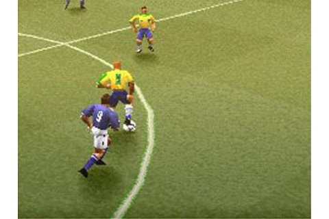 Screens: Ronaldo V-Football - PlayStation (1 of 10)
