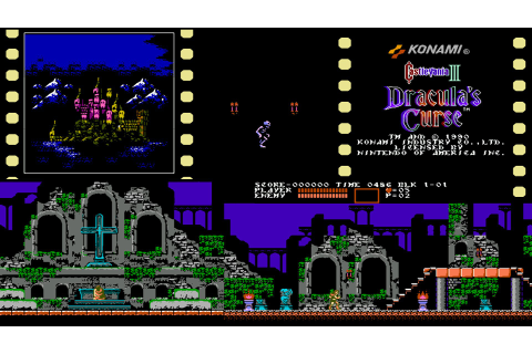 Castlevania III: Dracula's Curse Full HD Wallpaper and ...
