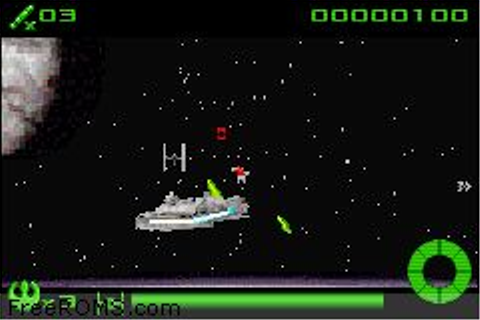 Star Wars - Flight Of The Falcon ROM Download for Gameboy ...