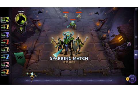 Dota Underlords - Screenshots