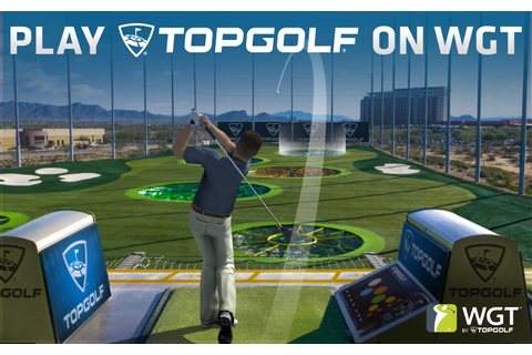 WGT Golf Game by Topgolf - Android Apps on Google Play