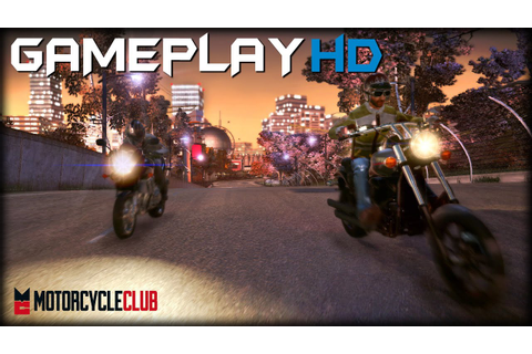 Motorcycle Club Gameplay (PC HD) - YouTube