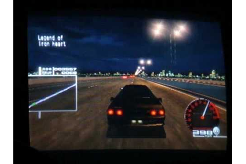 Tokyo Extreme Racer: Zero -R32GT-R 400km/h on Wangan - YouTube