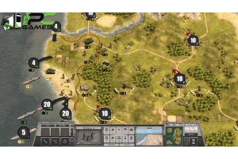 Order of Battle World War II Sandstorm PC Game + DLCs Download