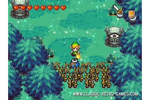 Download Legend of Zelda & Play Free | Classic Retro Games