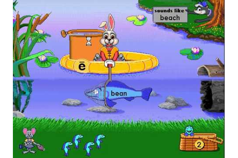 Reader Rabbit 2 Full Walkthrough - YouTube