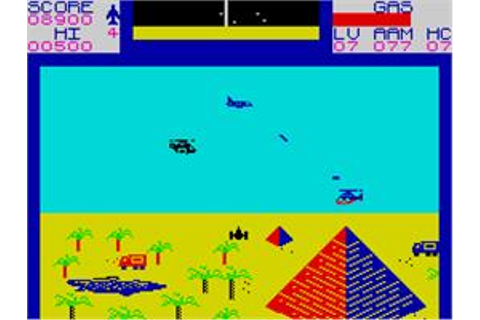 Falcon Patrol II - Sinclair ZX Spectrum - Games Database