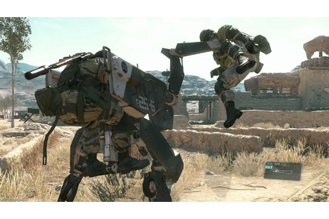 Metal Gear Solid 5 The Phantom Pain Download Free Full ...