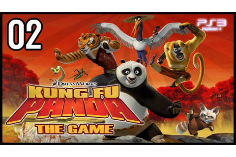 Kung Fu Panda (The Video Game) - Part 2 - YouTube