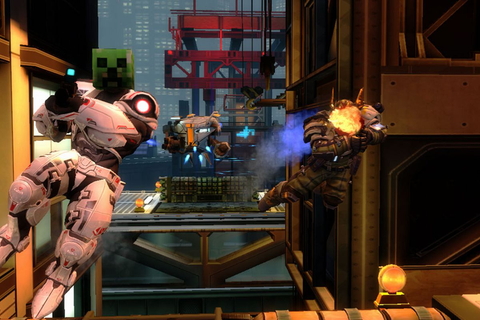5th Cell's shooter 'Hybrid' experiments with Xbox Live ...