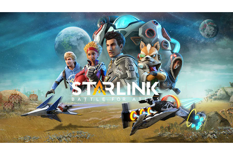 Starlink Battle for Atlas Releases on October 16th; Star ...