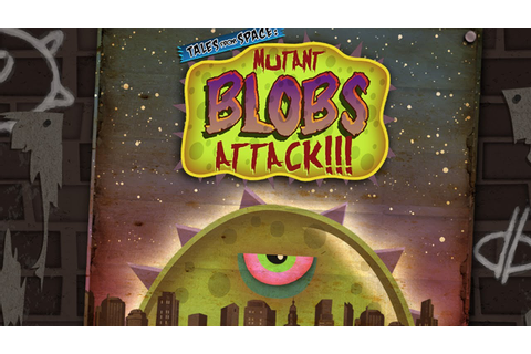 Tales From Space: Mutant Blobs Attack (PS3) Thoughts and ...