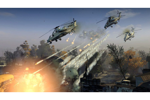 attak helicopter | Helicopter Homefront Attack Games205468 ...