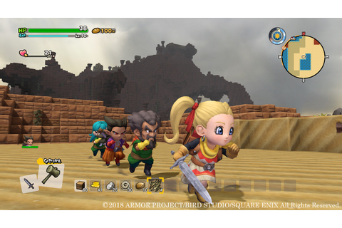 Dragon Quest Builders 2 – New Details and Screenshots ...