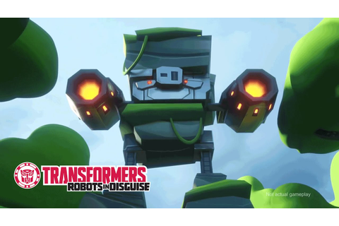 Angry Birds Transformers: Game Play Trailer - YouTube