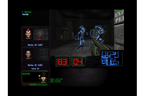Aliens Online Windows game - Mod DB