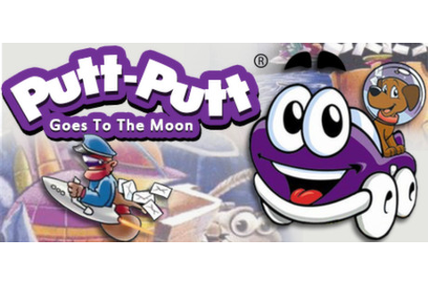 Putt-Putt® Goes to the Moon on Steam
