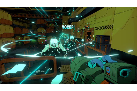 Void Bastards is a Spacefaring Strategy Shooter Out of ...