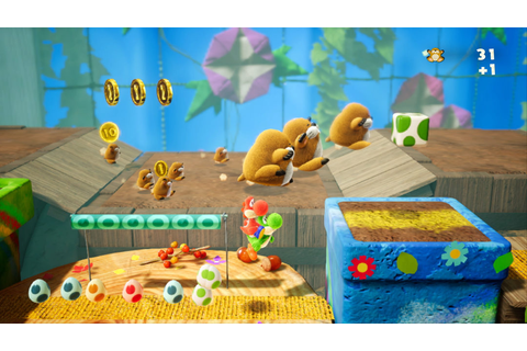 Review: Yoshi's Crafted World - Escapist Magazine