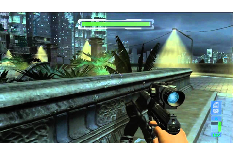 Perfect Dark Zero Gameplay Xbox 360 - YouTube
