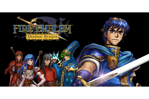 Fire Emblem: Shadow Dragon | Nintendo DS | Games | Nintendo