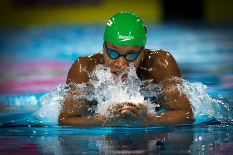 Jamaica Names Just 1 Swimmer to 2018 Commonwealth Games Team