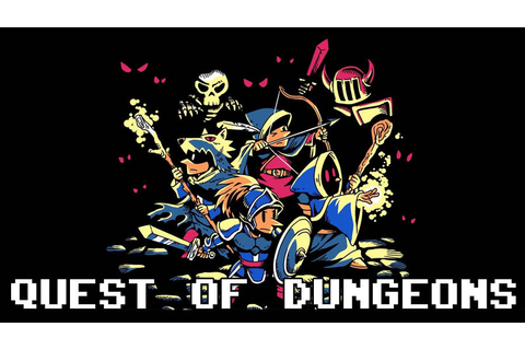 Quest of Dungeons Review for Xbox One (2015) - Defunct Games