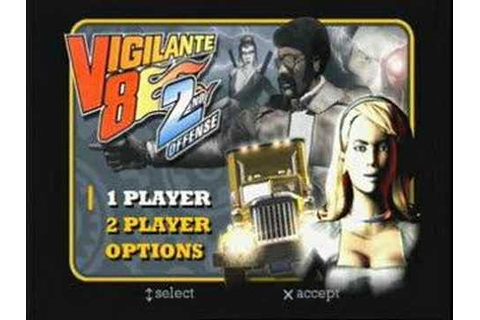Classic Game Room reviews VIGILANTE V8 2ND OFFENSE for PS1 ...