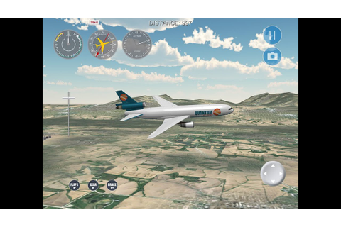 Airplane 2 Flight Simulator Android İos Free Game 96 ...