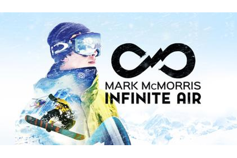 Mark McMorris Infinite Air - Wikipedia