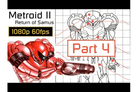 Game Boy Memories: Metroid II - Return of Samus (Part 4 of ...