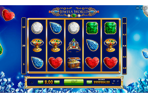 Just Jewels™ Slot Machine Game to Play Free in Novomatic's ...
