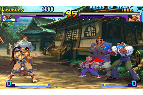 Street Fighter III: New Generation (1997) by Capcom Arcade ...