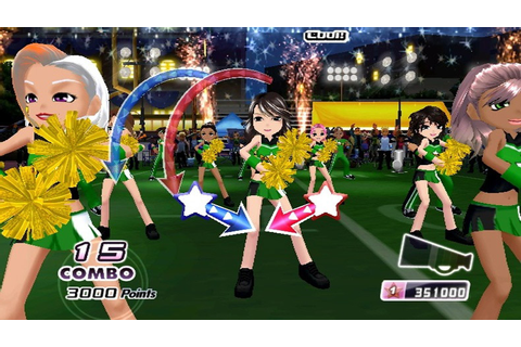 Amazon.com: We Cheer 2 - Nintendo Wii: Video Games