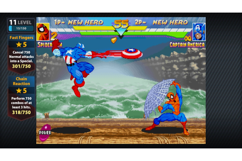 Marvel vs Capcom Origins announced for Xbox 360, PS3