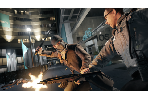 Watch Dogs Free Download - Ocean Of Games