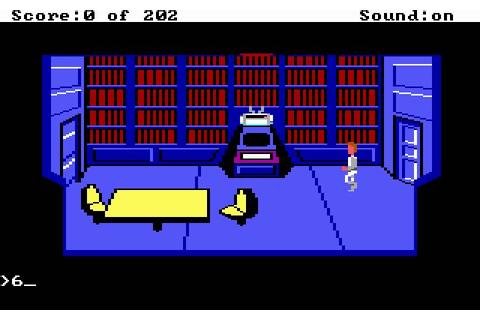 Download Space Quest 1: The Sarien Encounter adventure for ...