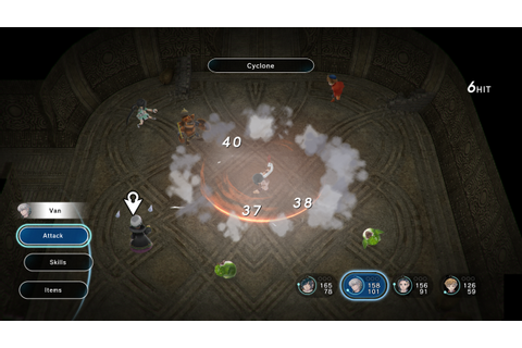 Lost Sphear: Hands-On Impressions of Square Enix's Next ...