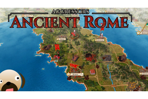 Roman Civilization 4X Strategy Game - Aggressors Ancient ...